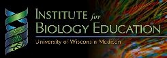Institute for Biology Education Logo