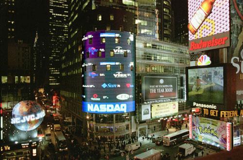 LEDs Time Square