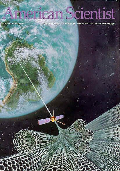 American Scientist Magazine Cover