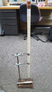 Finished polarimeter